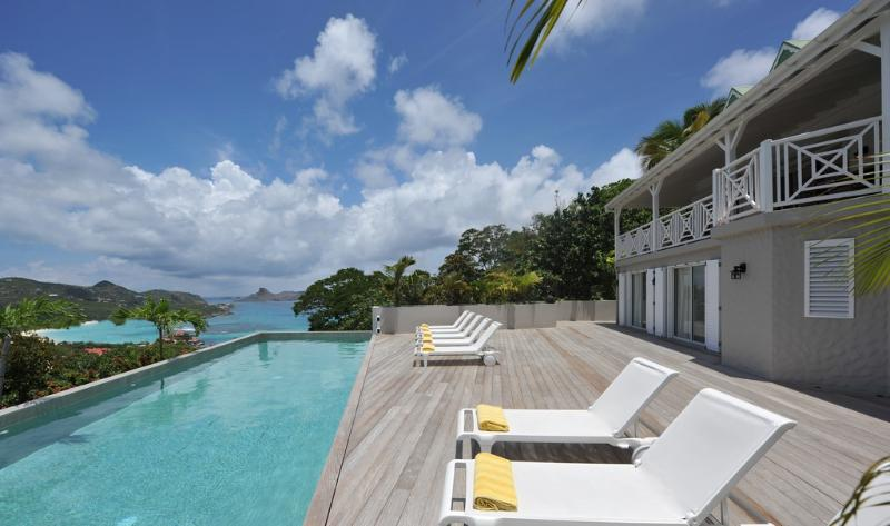 La Belle Creole at Saint Jean, St. Barth - Ocean View, Spacious, Large Pool - Image 1 - Lorient - rentals