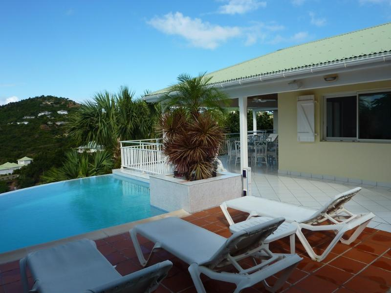 Lataniers at Saint Jean, St. Barth - Ocean View, Close To Beach, Perfect For - Image 1 - Lorient - rentals
