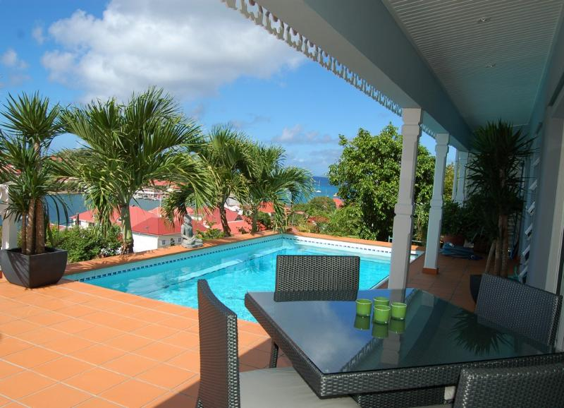 Le Marlin at Gustavia, St. Barth - Harbour View, Amazing Sunset Views, Walk To Town - Image 1 - Gustavia - rentals