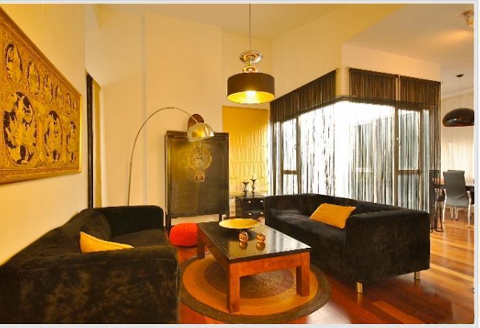 Living room - Luxury Loft in historic City Centre - Malaga - rentals