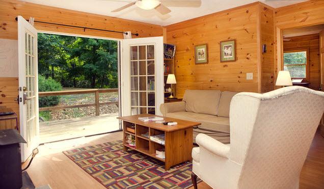 Lost River WV 2-br 2-ba cabin - Image 1 - Lost River - rentals