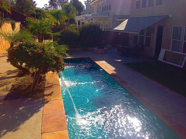 Private Pool Outside - Beautiful Property in Temecula/Murrieta Valley with optional guest house!!! - Temecula - rentals