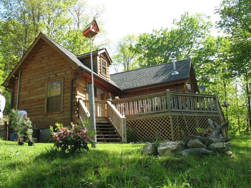 Cabin - High Above Maggie Valley near the Blue Ridge - Maggie Valley - rentals