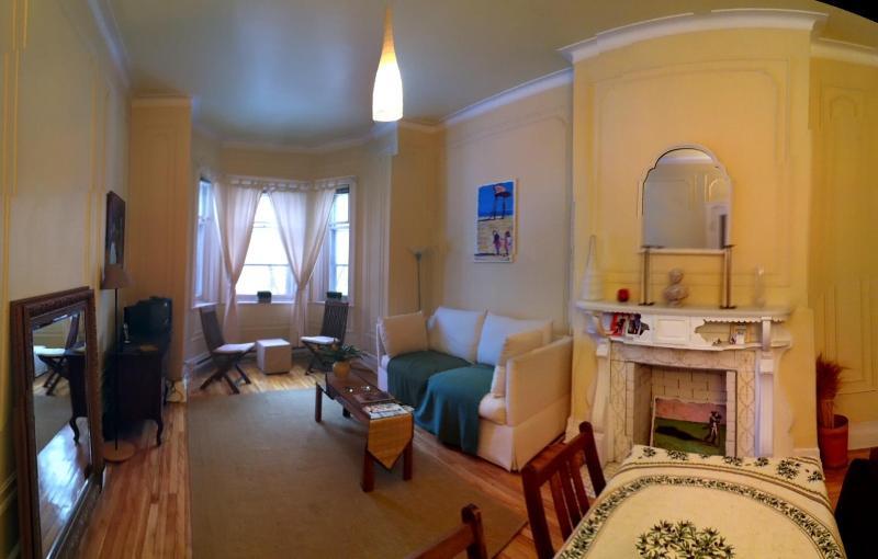 Suite Victoria - Victorian apt suite in Montreal - Image 1 - Montreal - rentals