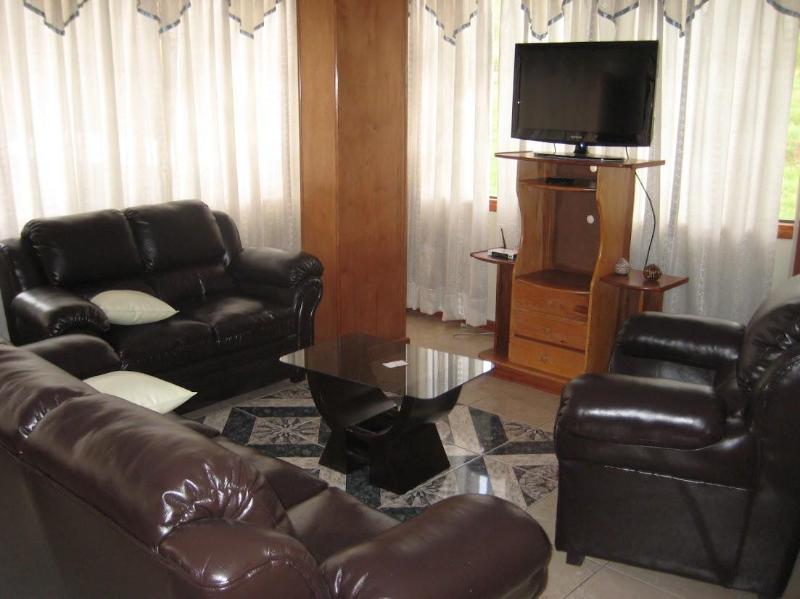 2nd Floor Living Room - Samana Vacation Rentals - Cusco - rentals