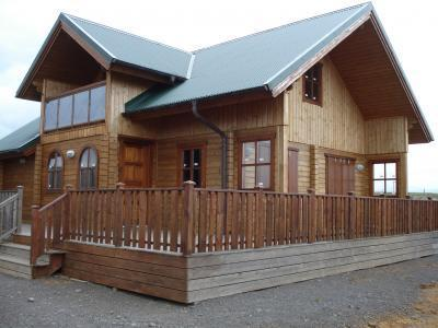Hanhóll, luxury summerhouse in Grimsnes - Image 1 - Selfoss - rentals
