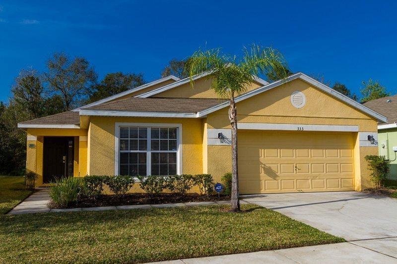 Front of Villa - Beautiful villa, great location, amazing reviews! - Davenport - rentals