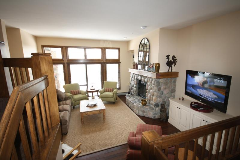 Living room - Best Ski in ski out in Beaver Creek - Beaver Creek - rentals