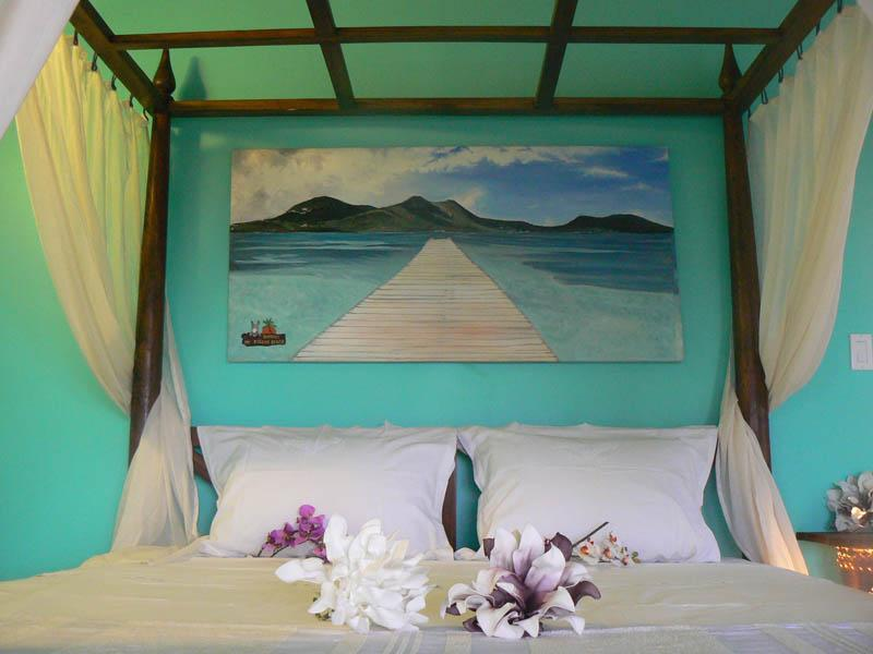 pigeon room - Donkey on the beach - Pigeon beach apartment - English Harbour - rentals