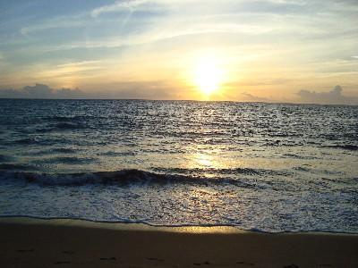 Oh, the sunsets. Simply breathtaking... - 3 BR Vacation Villa for 7 in Rincon-Beach,Surf,Fun - Rincon - rentals