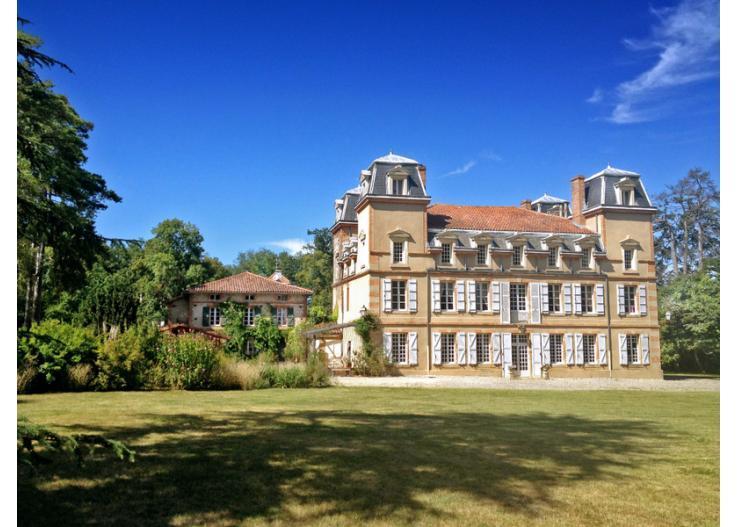 france/midi-pyrenees/chateau-ariege-estate - Image 1 - France - rentals