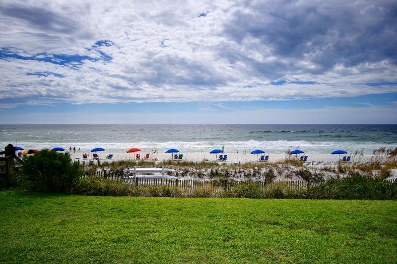 Crystal Villas A-2 - Book Online! BeachFront in Crystal Beach! Buy 3 nights or more get 1 FREE thru Feb 2015! - Image 1 - Destin - rentals