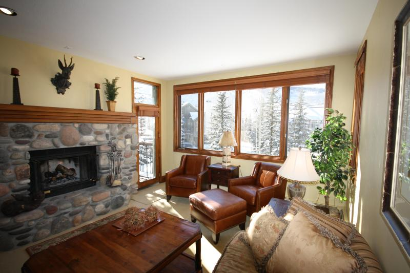 Living Room - Most Convenient Location for Ski School! - Beaver Creek - rentals