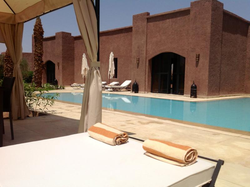 Villa Tamara Marrakech Holidays Marrakech - VILLA Riad Marrakech for 10 persons. - Marrakech - rentals