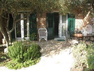 H(2+1): garden terrace - 5911 H(2+1) - Bol - Bol - rentals