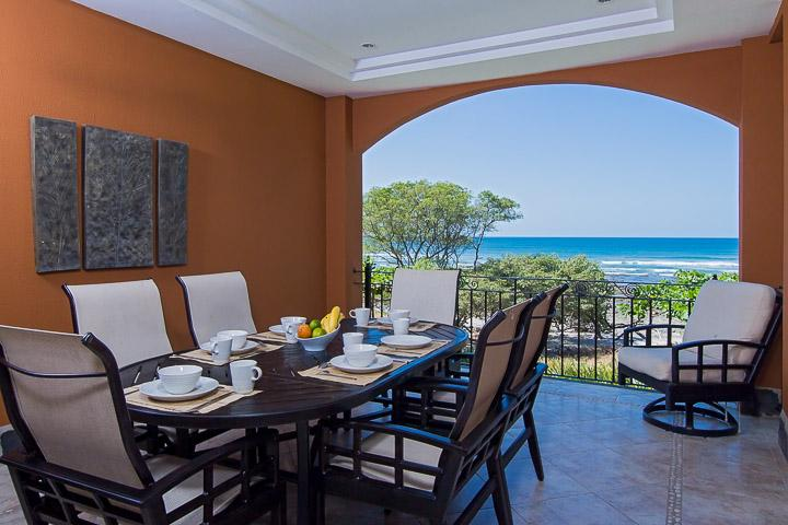 Playa Langosta, oceanfront condo - Image 1 - Tamarindo - rentals