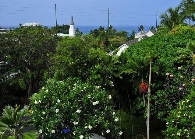 Kalani Kai 321 1 b/r Walk to ocean. Great in town location in Kona Hawaii - Image 1 - Kailua-Kona - rentals