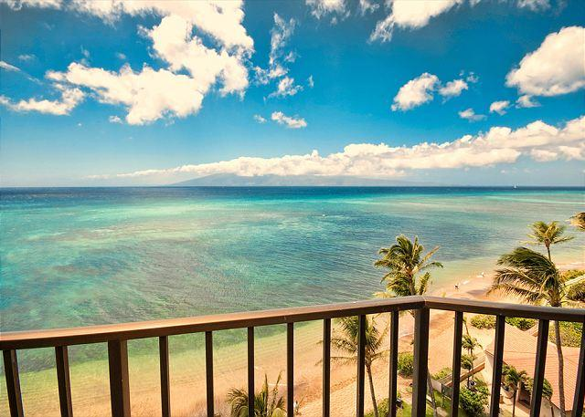 Valley Isle Resort...Ooohhhh the View!!! - Image 1 - Lahaina - rentals