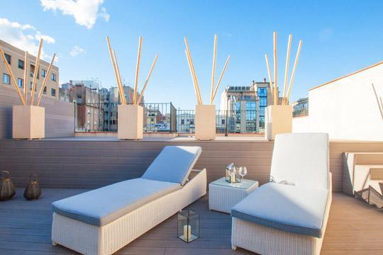 Luxury Penthouse **** Cocoon Terrace (BARCELONA) - Image 1 - Barcelona - rentals