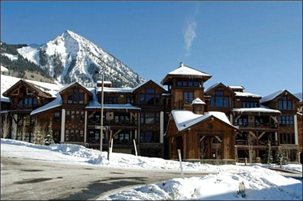 West Wall Lodge - New & Luxurious Condo - Elegant Furnishings & Finishes (1190) - Crested Butte - rentals