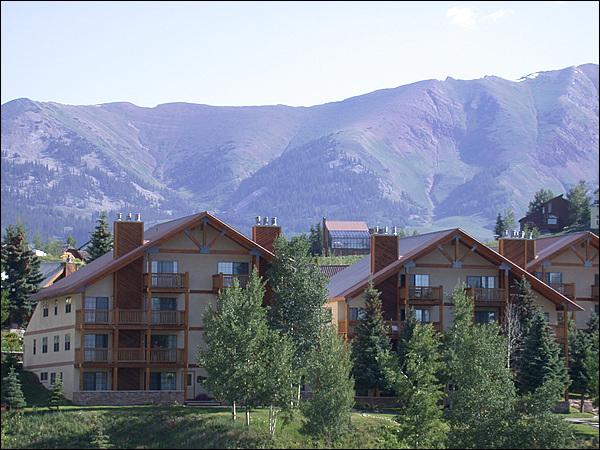 Picturesque Mountain Setting - Great Value and a Great Location - Perfect for Friends and Families (1311) - Crested Butte - rentals