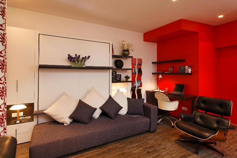 4 Star luxury studio for 2 people lake Annecy - Image 1 - Menthon-Saint-Bernard - rentals