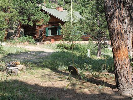 Horse Creek Hideaway - Image 1 - Allenspark - rentals