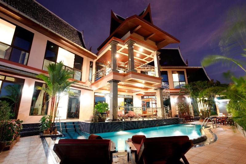 Beautiful Thai-Style Villa With Private Pool !! - Kata Sea View Thai Style Villa, Private Pool/Chef! - Kata - rentals