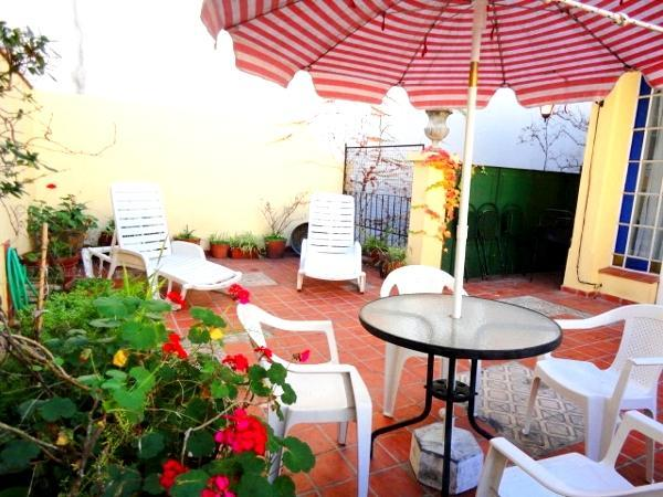 Flat in an old building . Sunny Patio to relax. - Image 1 - Buenos Aires - rentals