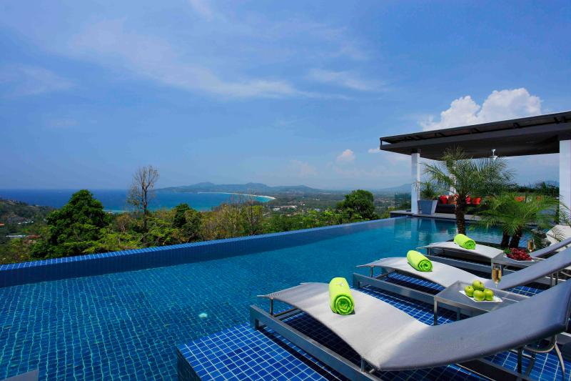 Villa Zereno Ultimate Luxury Surin Beach sea view - Image 1 - Phuket - rentals