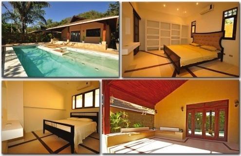 villa maya - Stunning Villa with a Pool - Image 1 - Santa Teresa - rentals