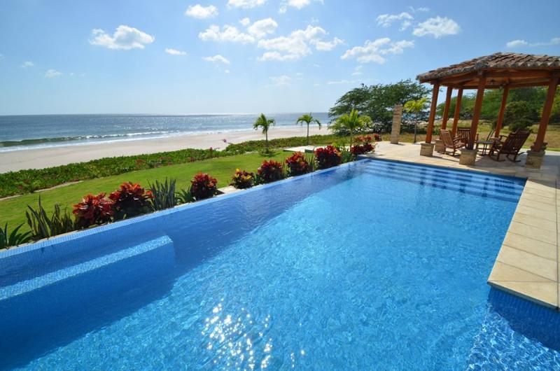 8000 sq foot Beachfront Luxury Surfing Estate - Image 1 - Playa Gigante - rentals