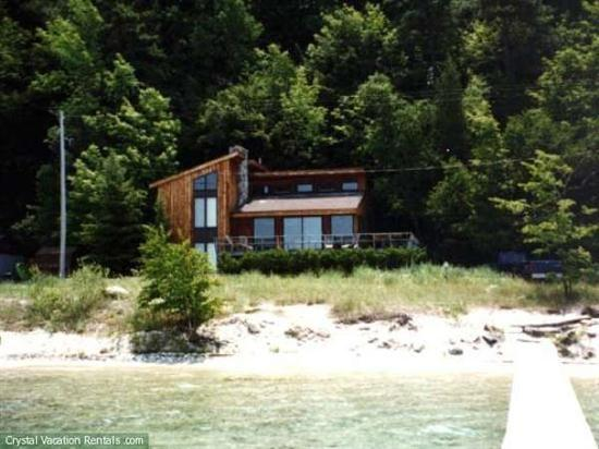 Front View - Incredible Views and Beautiful Sandy Beach - Frankfort - rentals