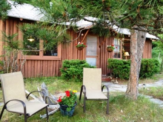Front View - Cedarcot & Cedartot - Beulah - rentals