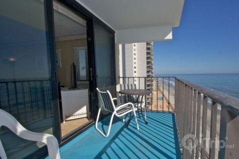 Horizon East 701 - Image 1 - Garden City - rentals