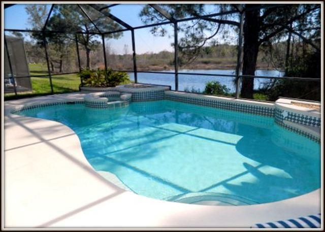 Executive 4 bedroom home with south facing pool conservation area (AV2938SV) - Image 1 - Kissimmee - rentals