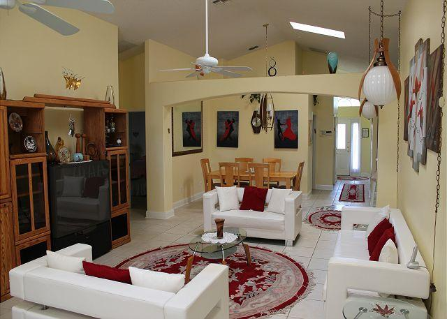 Spacious 5 Bedroom Home on Santee Drive - Image 1 - Kissimmee - rentals