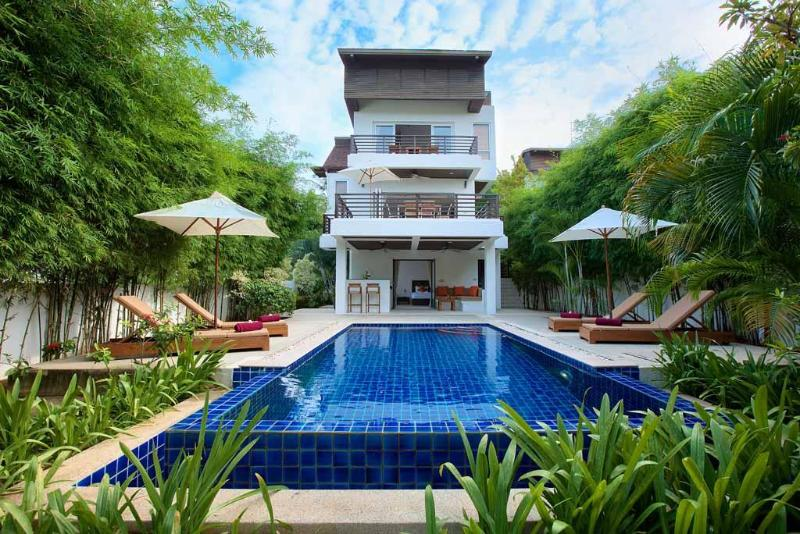 Minutes to Cheong Mon Beach Private Pool Villa - Image 1 - Choeng Mon - rentals