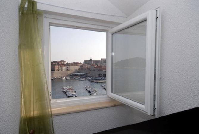 view from the3 window - Sunset apartment in the old town Dubrovnik - Dubrovnik - rentals