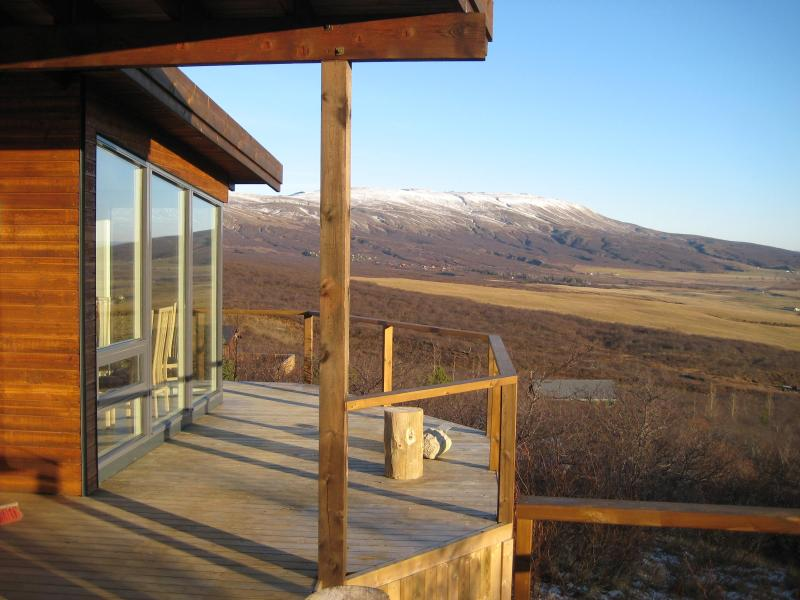 Luxury summerhouse Close to Golden Circle - Image 1 - Laugarvatn - rentals