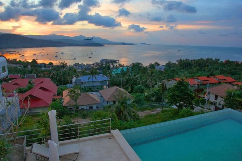 Samui Island Villas - Villa 23 Fantastic Sea Views - Image 1 - Koh Samui - rentals