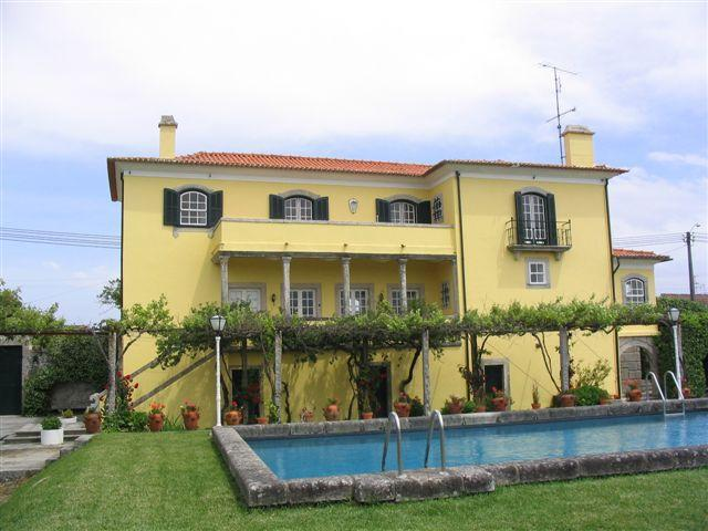 5bdr 18th century Manor House 8km Viana Castelo - Image 1 - Viana do Castelo - rentals