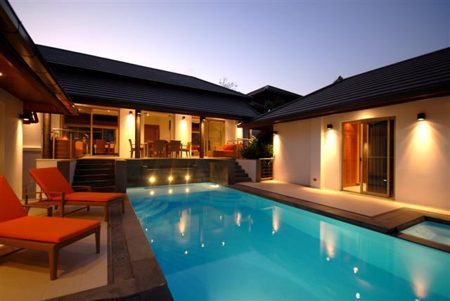 Samui Island Villas - Villa 77 Fantastic Sea Views - Image 1 - Choeng Mon - rentals