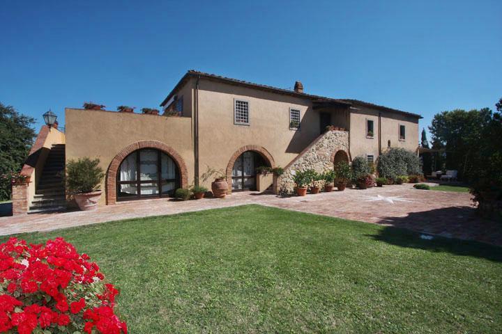 Beautiful Villa in Castiglioncello area Orciano - Image 1 - Terricciola - rentals