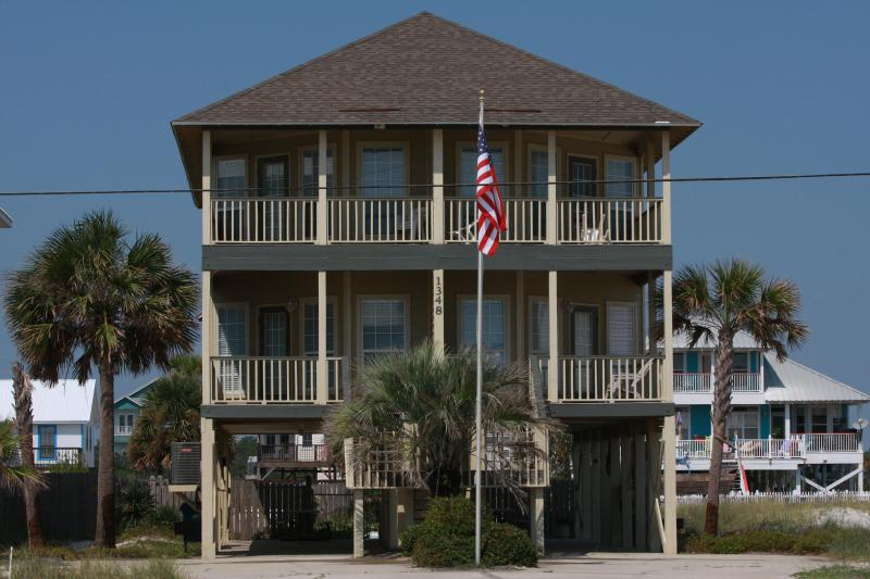 Camp David Beach House - Camp David Duplex BHouse/Pool/Ocean View - Gulf Shores - rentals