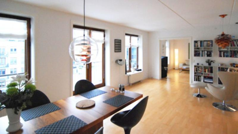 Johan Semps Gade Apartment - Stylish Copenhagen apartment near Christianshavn metro - Copenhagen - rentals