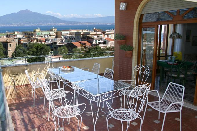 Chiara apartment - Image 1 - Sorrento - rentals