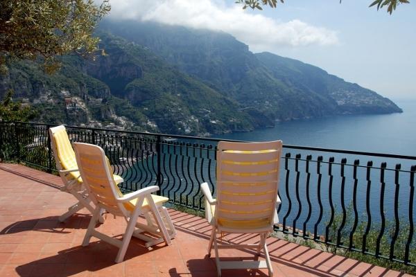 CR101POS - Villa Giulia - Image 1 - Positano - rentals