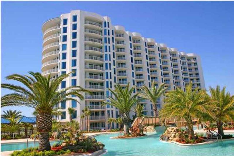Palms Resort #2103 Jr. Suite - 10% off stays 3/1-4/11/15! 1st Floor! Destin's Largest Lagoon Pool! Book Online! - Image 1 - Destin - rentals