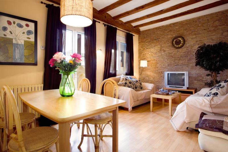 Passeig del Born apartment - Beautiful & historic - Image 1 - Barcelona - rentals